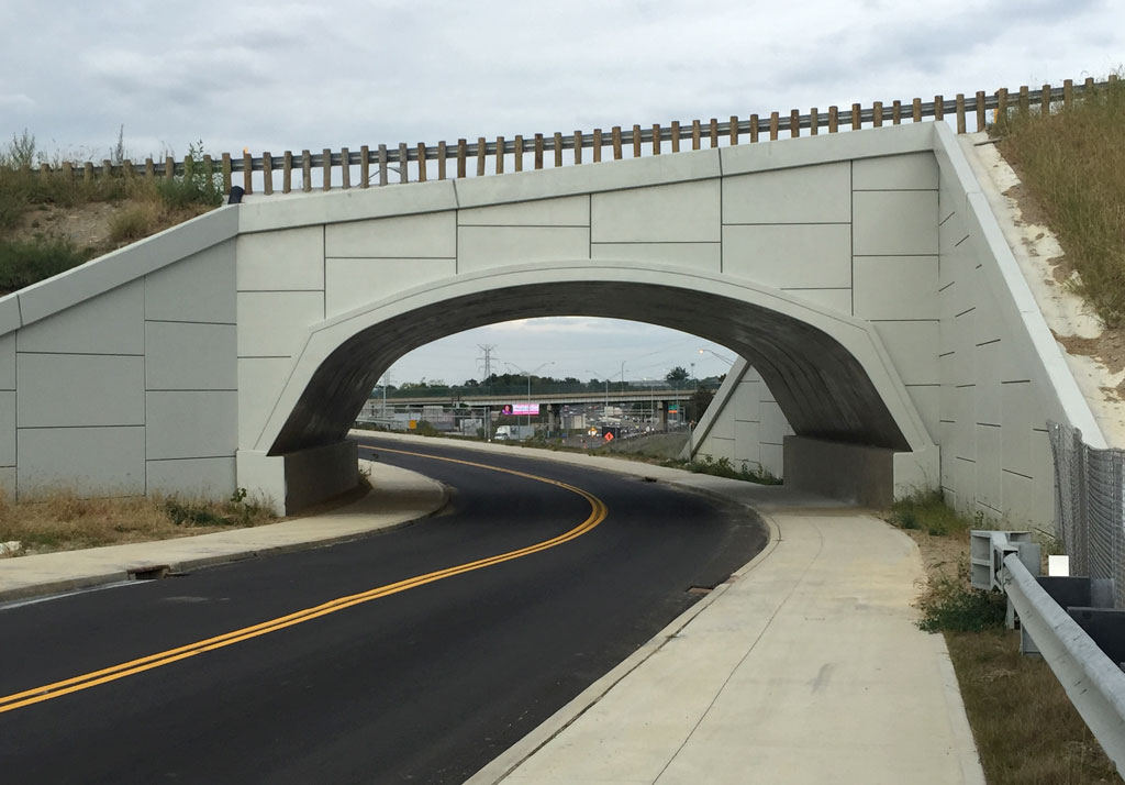 Martin Luther King Drive and I-71 Interchange