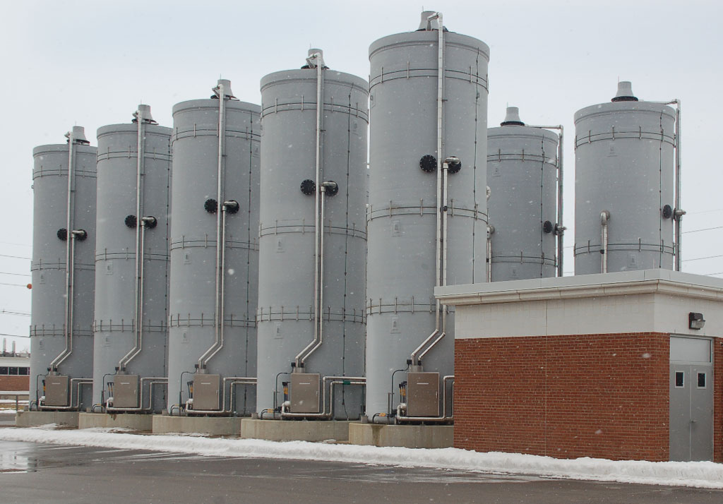Southerly Wastewater Treatment Plant