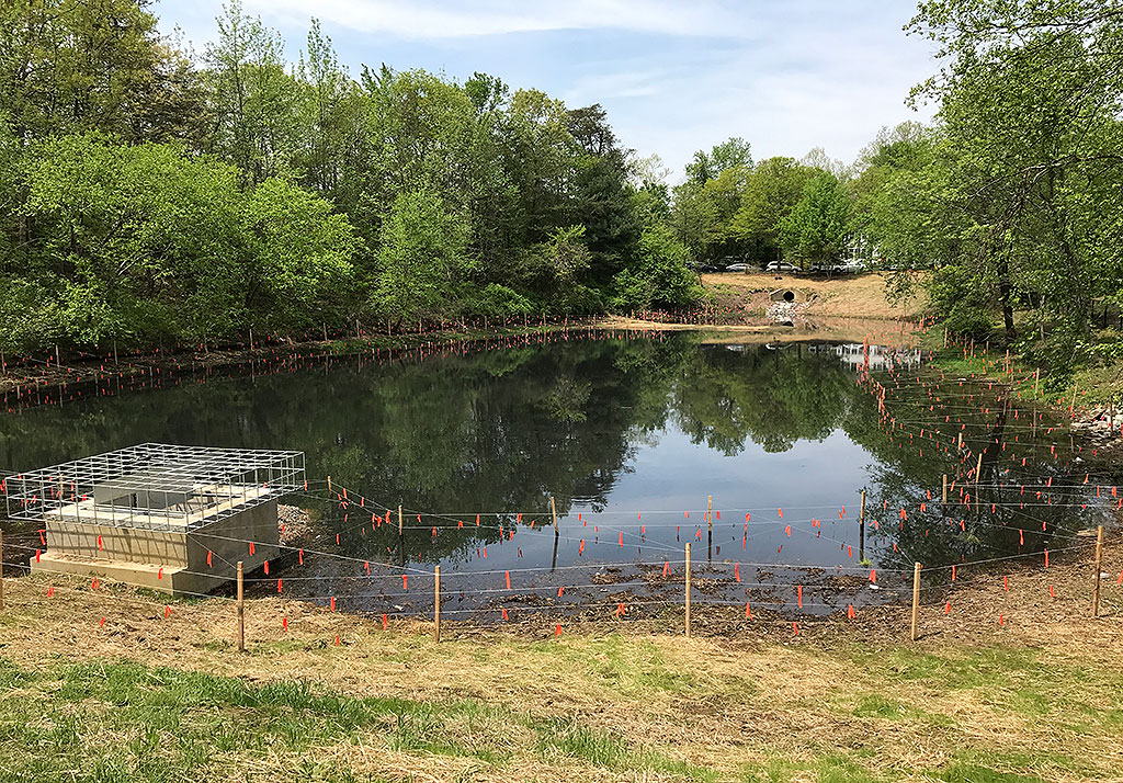 St. Andrew's Church River Pond Retrofit