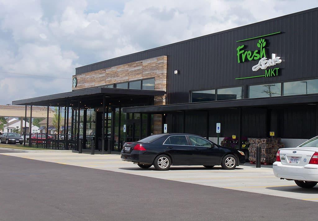 Kroger Fresh Eats Market