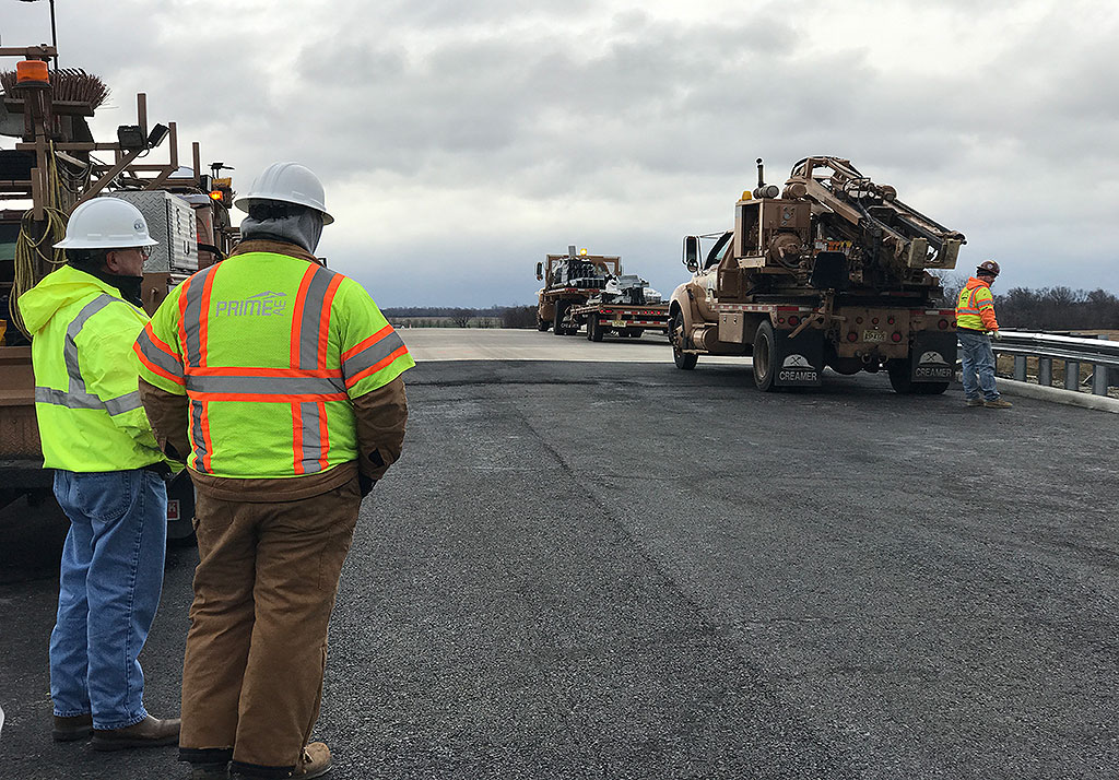 Construction Inspection US 301