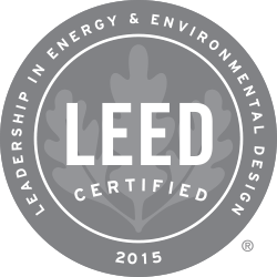 PRIME project LEED Certified 2015